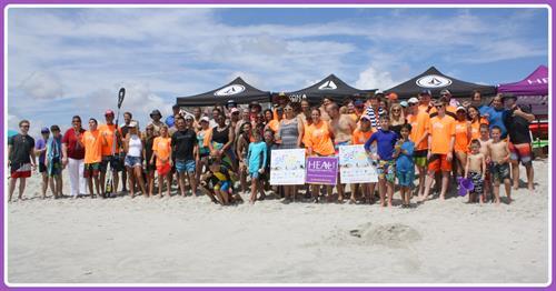 HEAL Surf Camp in Neptune Beach