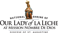 National Shrine of Our Lady of La Leche at Mission Nombre de Dios