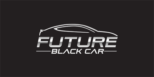 Future Black Car Logo