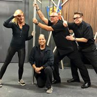 In addition to acting workshops, we also offer several different levels of improv classes.