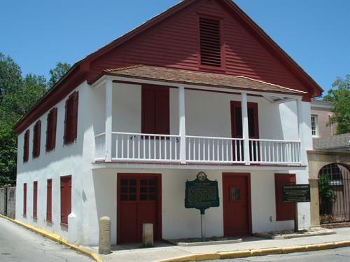 The Tovar House