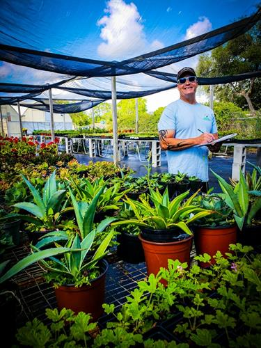 Work in the outdoors with Nursery, Landscape & Turf Management