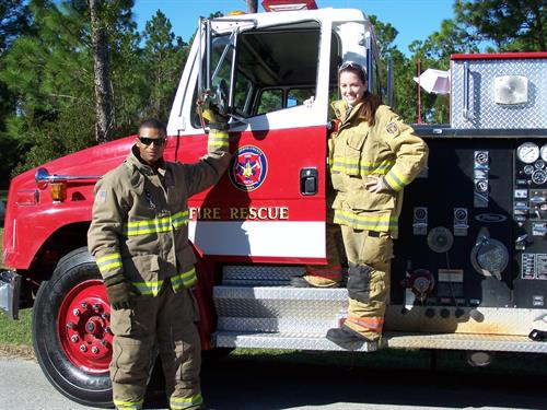 Public Safety classes include Firefighter, EMT and Paramedic