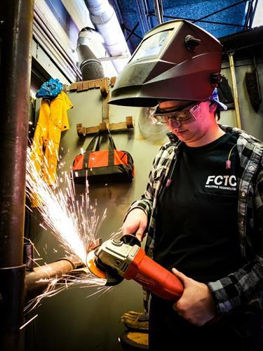 Learn advanced Welding for immediate employment