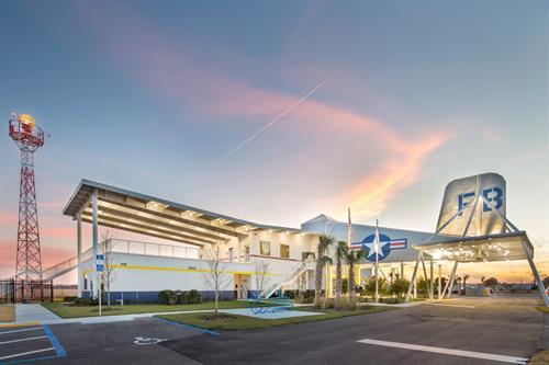 Fernandina Beach Municipal Airport Terminal Building