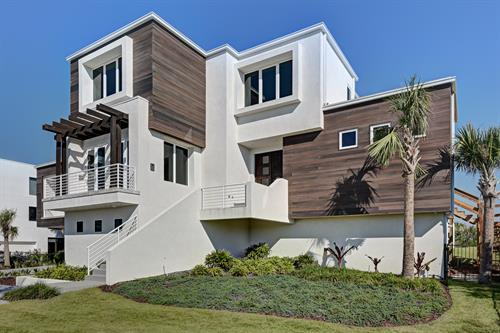 Oceanfront Contemporary
