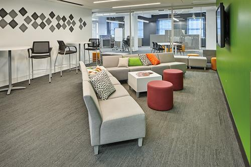Company Lounge - Ideskz