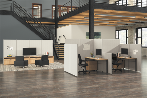 Total Office Buildout - Ideskz