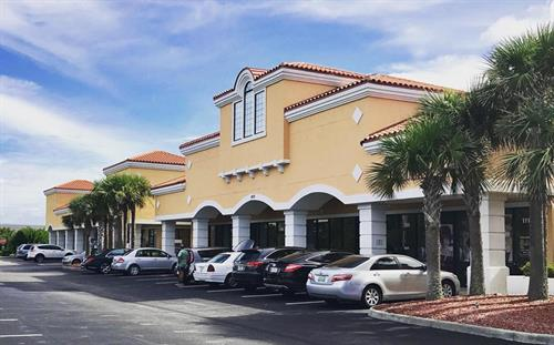 Arrow Rehabilitation's St. Augustine location - located at 5575 A1A South, Suite 113.