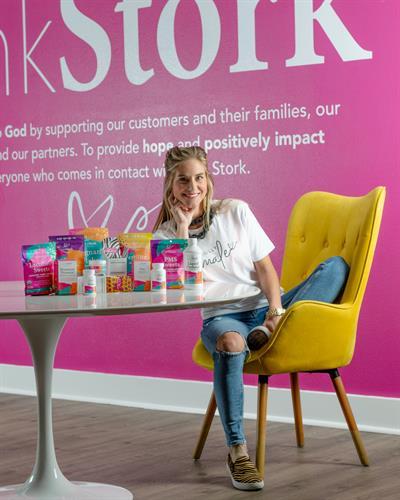 Pink Stork: The Wellness Brand for Women