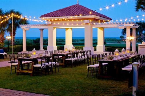 Ocean Bar Event Lawn