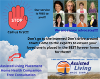 Assisted Living Made Simple - NEW SMYRNA BEACH