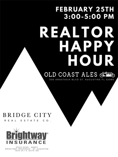 Join Us at Our Realtor Happy Hours!
