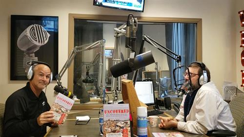 Gold Star pres/ceo on WBOB's Insurance Hour