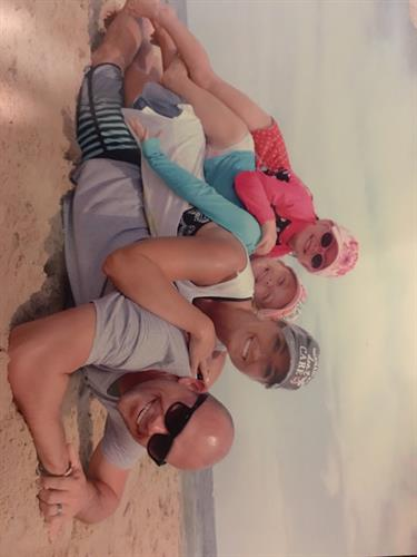 Our family loves the beach!