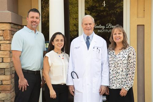 The Healing Breath Institute Team