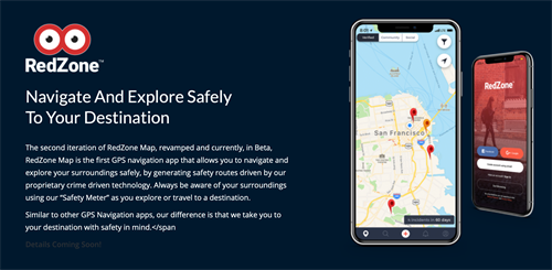 Travel Safely - A mobile app built to keep you safe while you're on the go!