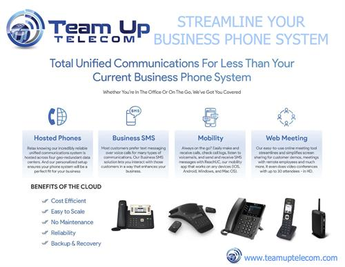 StreamlIne your Business Phone System