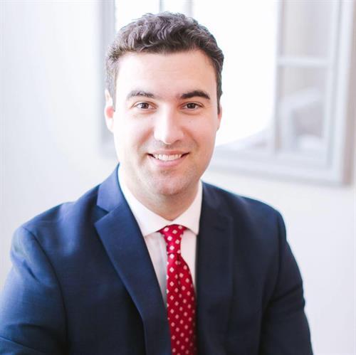 Mitchell Ghaneie - Patent Attorney