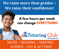 TUTORING CLUB OF ST JOHNS - St Johns