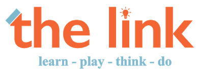 the link official logo