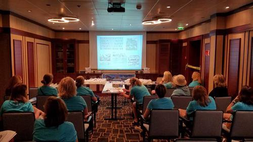 Conferences at Sea