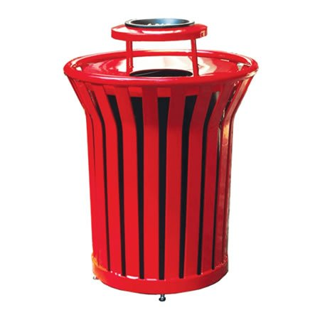 Trash Can Receptacle
