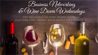 Business Networking & Wine Down Wednesday