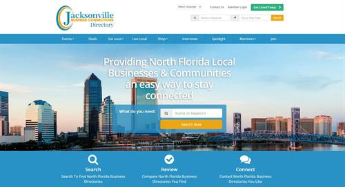 Jacksonville Business Connections Directory - Join the 200+ North Florida Businesses (www.jaxbizdirectory.com)