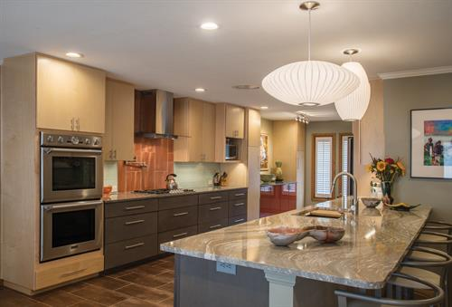 Kitchen Transformed to Heart of the Home