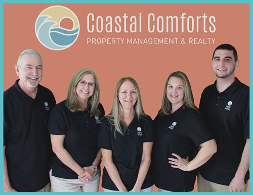 Coastal Comforts Team