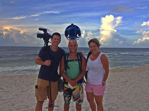 Google Trekker Documentary for VISIT FLORIDA