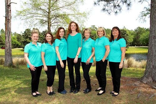 The Palencia Dental Team - Come see us today!