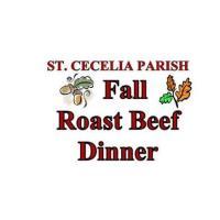 St. Cecelia Parish Fall Roast Beef Dinner