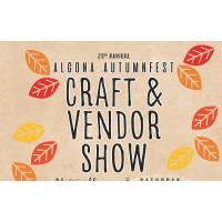 28th Annual Algona Autumnfest Craft & Vendor Show