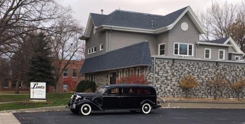 Lentz Funeral Home Algona