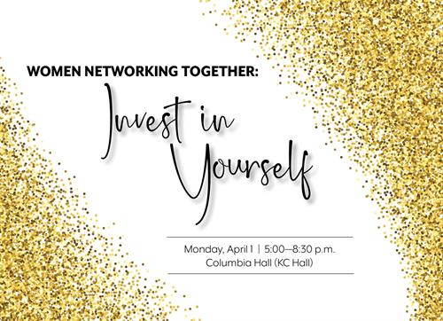 Women Networking Together Event April 1, 2019