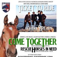 Ticket to Ride- Come Together to save horses' lives!