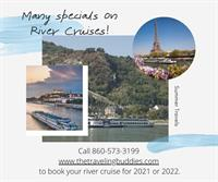 The Traveling Buddies, LLC  dba Cruise Planners - East Granby
