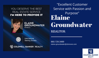 Coldwell Banker Realty - Elaine Groundwater