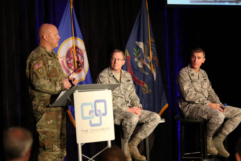 National Guard Update: Eggs & Issues Recap