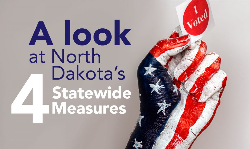North Dakota Statewide Ballot Measures