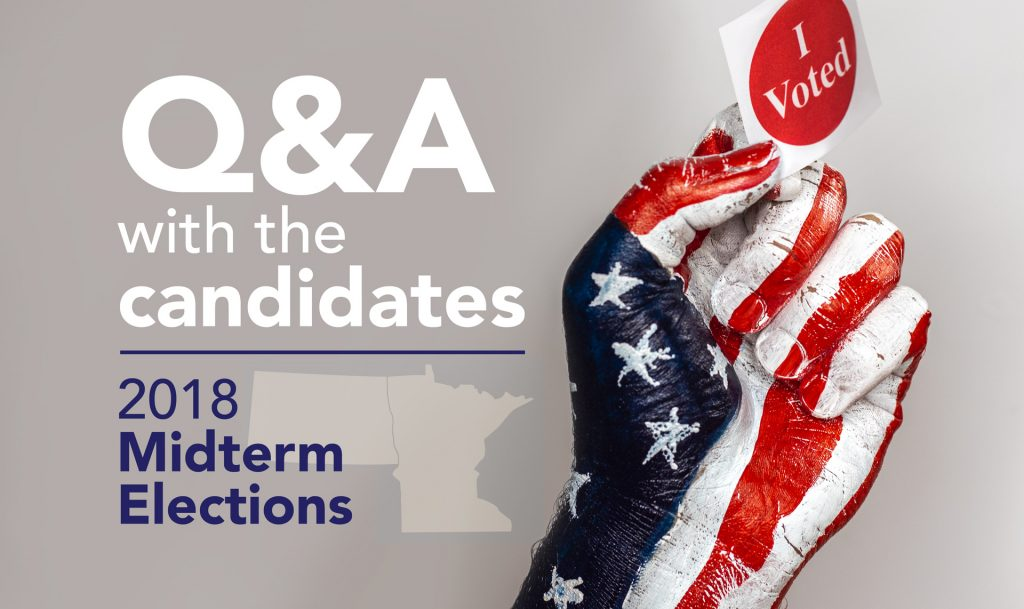 Q&A with the Candidates: FMWF's Midterm Elections 2018