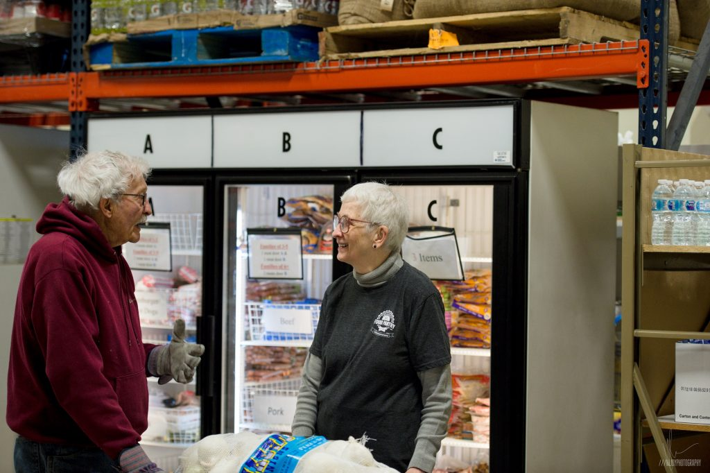 Small Not-for-Profit of the Year: Emergency Food Pantry