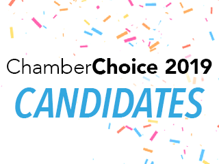 Announcing the 2019 ChamberChoice Candidates
