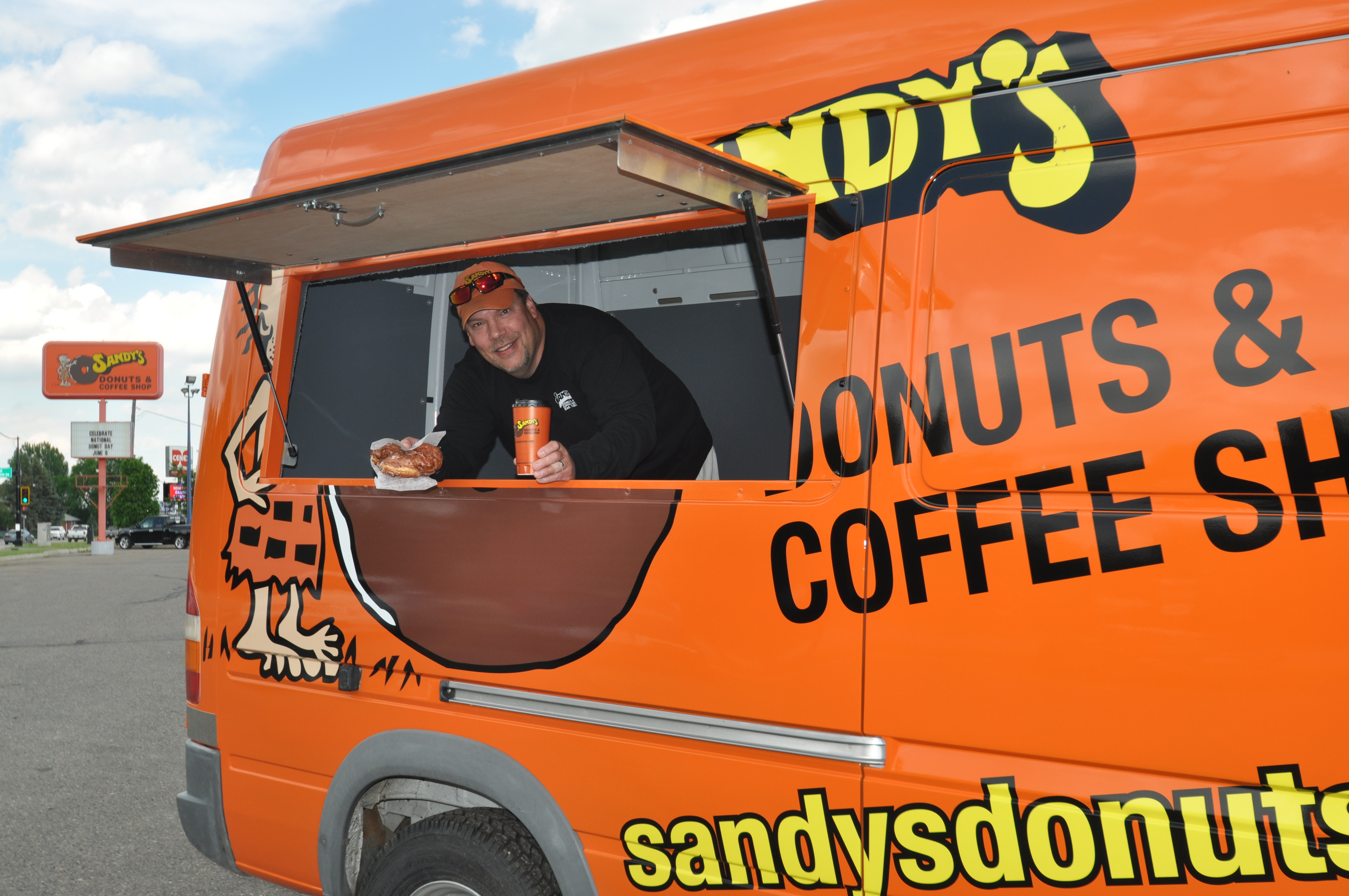 Sandy's Donuts: A sweet community staple