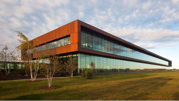 Microsoft's campus celebrates 20 years in Fargo
