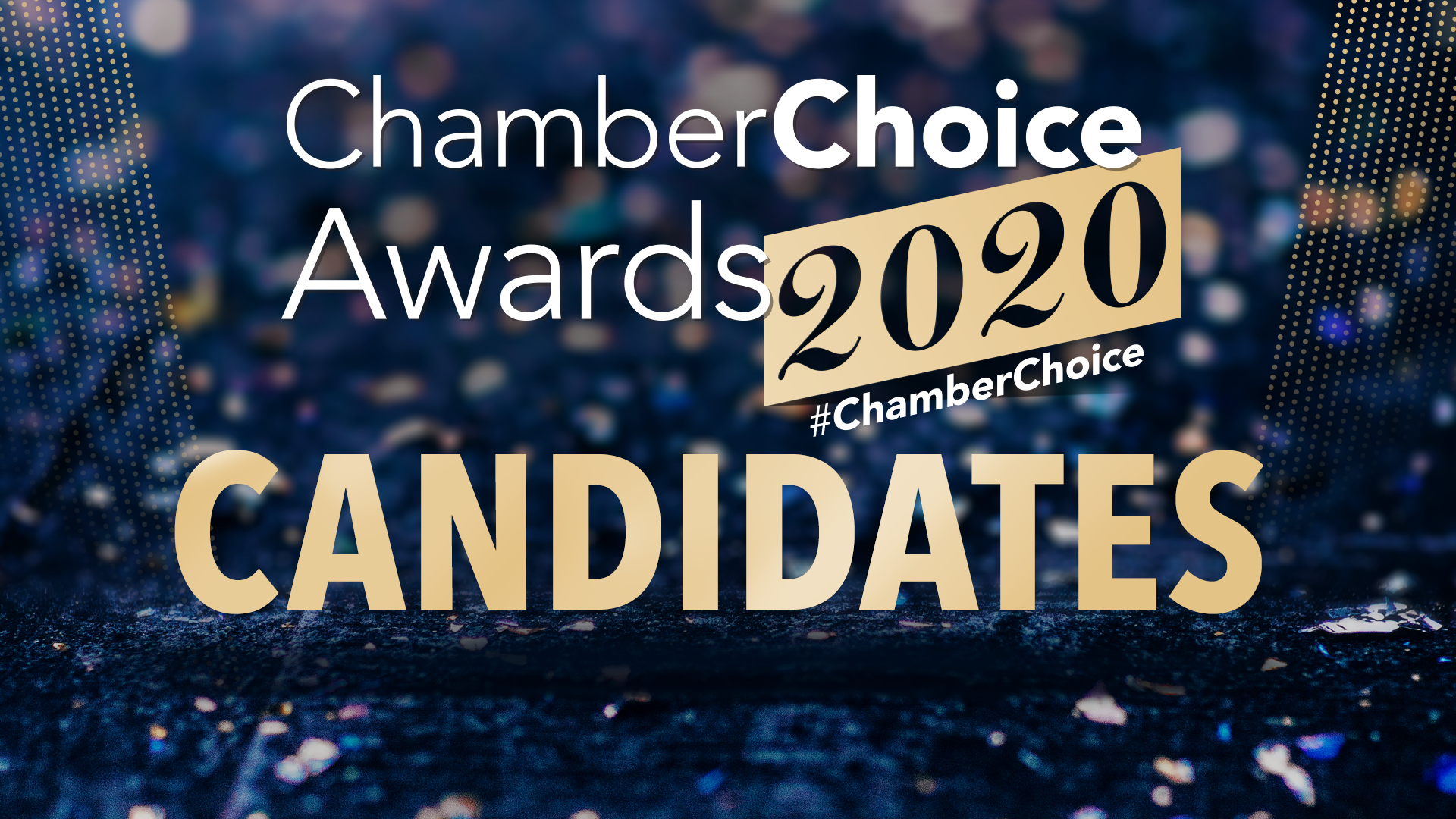 Announcing the 2020 ChamberChoice candidates