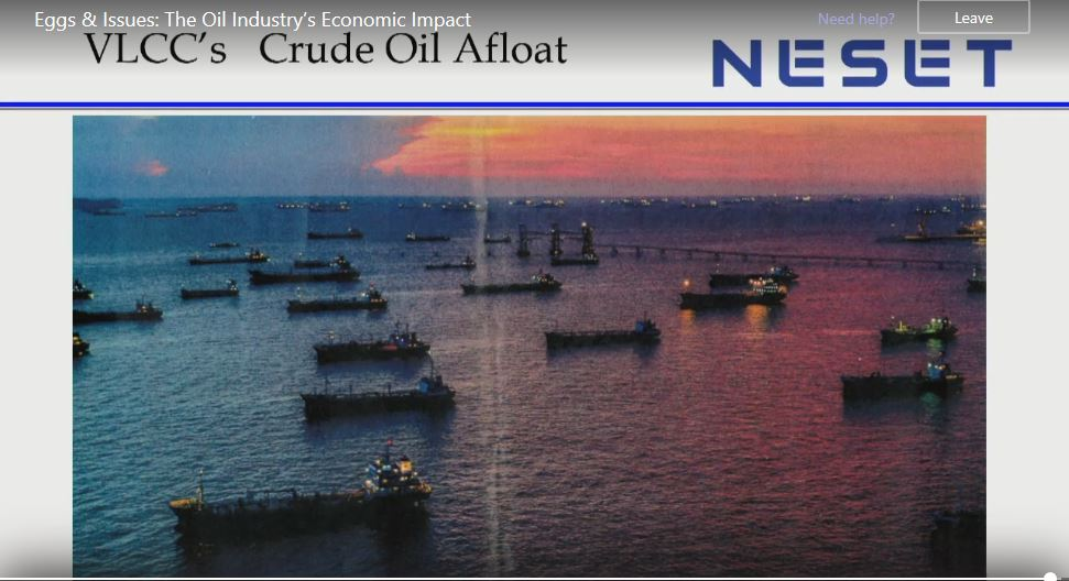 Overview of the impact of oil in our region