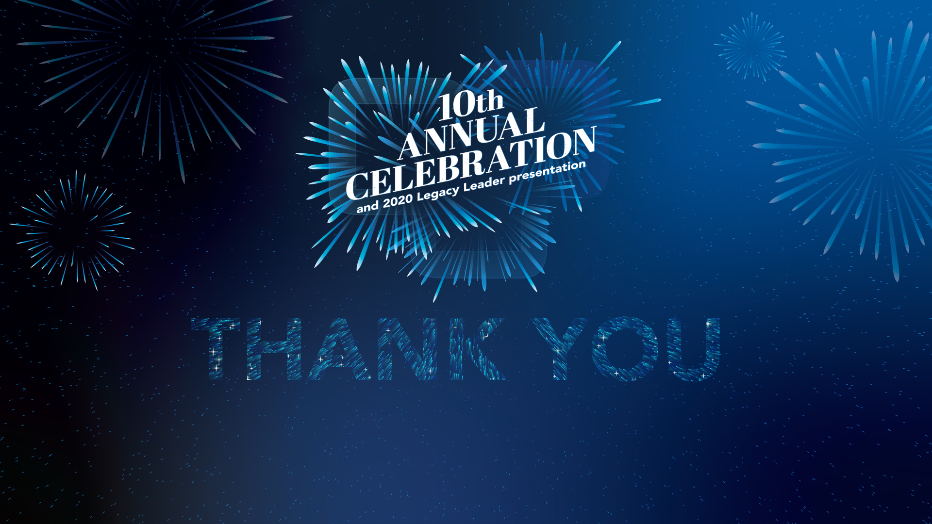 Highlights from our 10th Annual Celebration